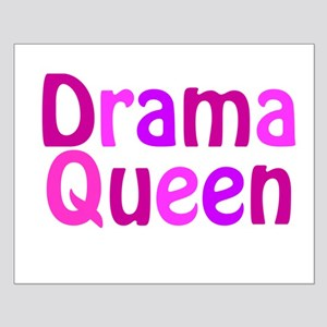 Drama Queen Small Poster