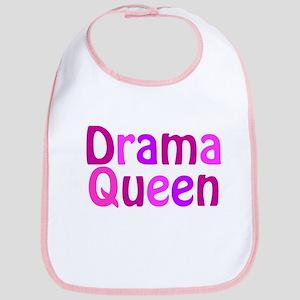 Drama Queen Bib