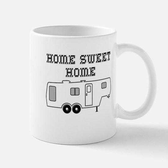 Home Sweet Home Fifth Wheel Mug