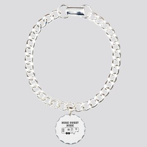Home Sweet Home Fifth Wh Charm Bracelet, One Charm