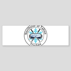 Northstar at Tahoe - Truckee - Ca Bumper Sticker