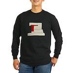 Calli Long Sleeve Dark T-Shirt
