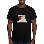 Calli Men's Fitted T-Shirt (dark)