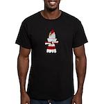 Tecpatl Men's Fitted T-Shirt (dark)