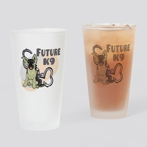 Future K9 Drinking Glass