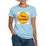 'Nana Nympho Women's Pink T-Shirt