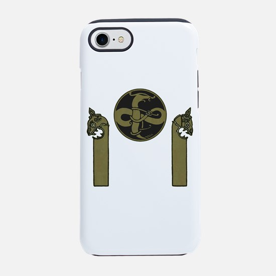 Viking Emblem iPhone 7 Tough Case
