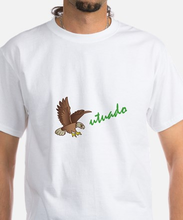 Utuado White T-Shirt