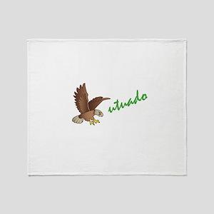 Utuado Throw Blanket