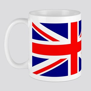Bitish flag Mug