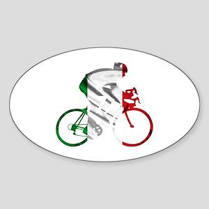Giro d'Italia Sticker (Oval)