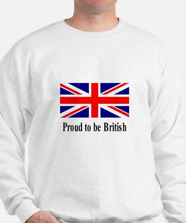 Proud to be British Sweatshirt