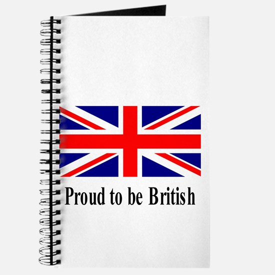 Proud to be British Journal