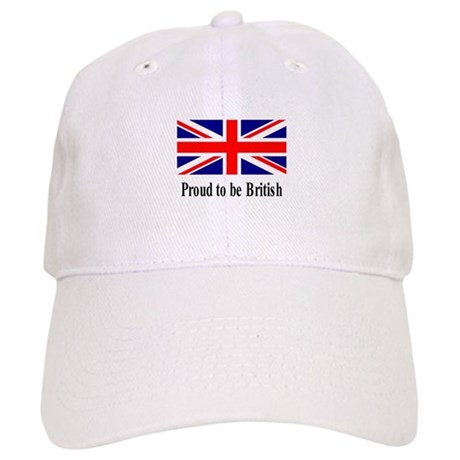 Proud to be British Cap