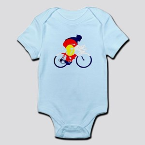 Colorado Cycling Infant Bodysuit