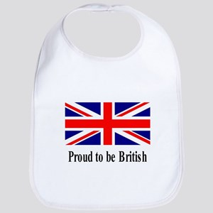 Proud to be British Bib