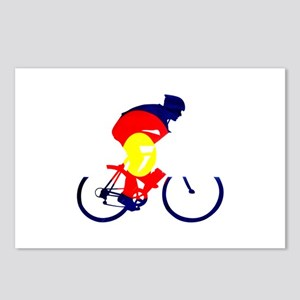 Colorado Cycling Postcards (Package of 8)