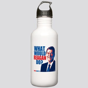 What Would Reagan Do? Design Stainless Water Bottl