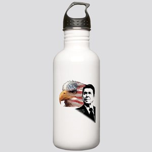 Ronald Reagan Quote 6 Stainless Water Bottle 1.0L