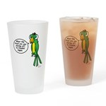 Tommy - Stop Staring Drinking Glass