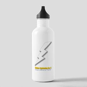 White Lightning No. 5 Stainless Water Bottle 1.0L