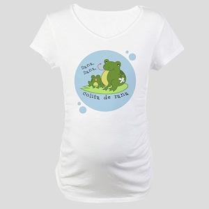 Sana Sana Colita de Rana Spanish Maternity T-Shirt