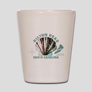 Hilton Head South Carolina Shot Glass
