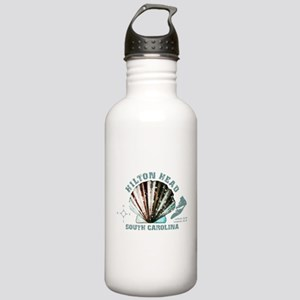 Hilton Head South Caro Stainless Water Bottle 1.0L