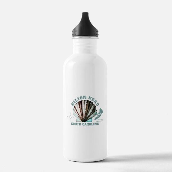 Hilton Head South Caro Water Bottle