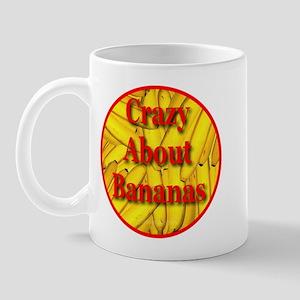 Crazy About Bananas Mug