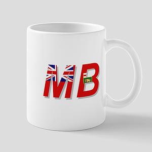 Manitoba MB Mug