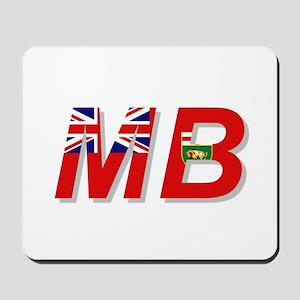 Manitoba MB Mousepad