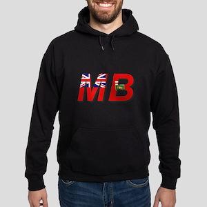 Manitoba sweatshirts hoodies cafepress manitoba mb hoodie dark negle Choice Image