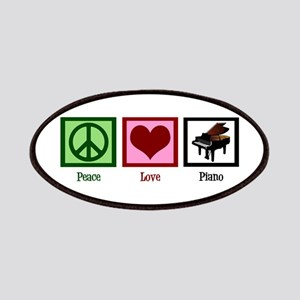 Peace Love Piano Patches