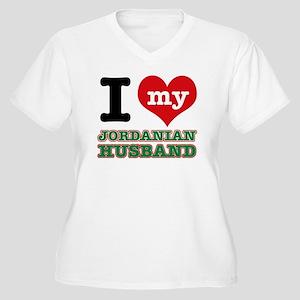 6c52d6beeb8413 Jordanian Women s Plus Size T-Shirts - CafePress