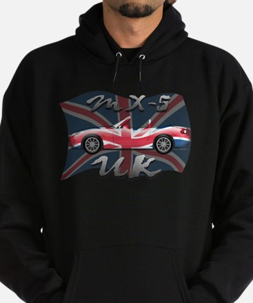 Unique Miata uk Hoodie (dark)