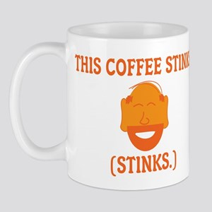 This Coffee Stinks Mug
