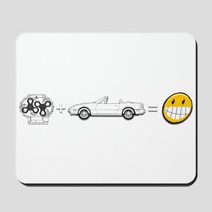 Supercharger fun Mousepad
