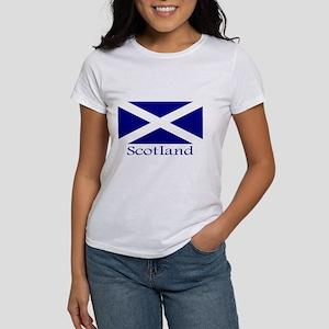 """""""Scotland"""" Women's T-Shirt"""