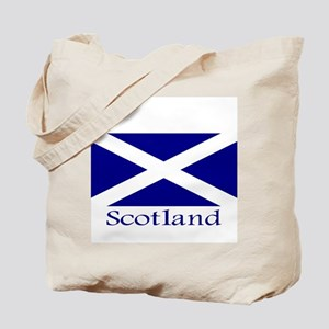 """Scotland"" Tote Bag"