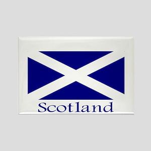 """Scotland"" Rectangle Magnet"