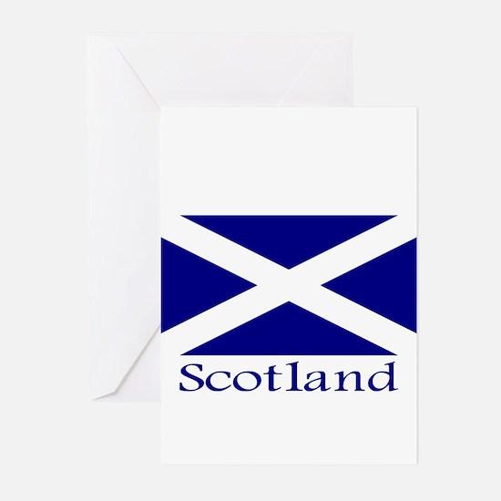 """Scotland"" Greeting Cards (Pk of 10)"