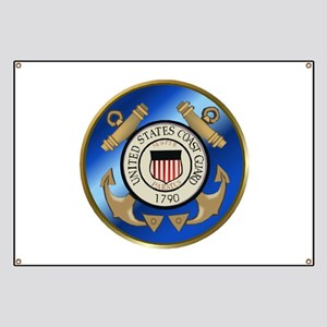 Vintage Coast Guard Banner