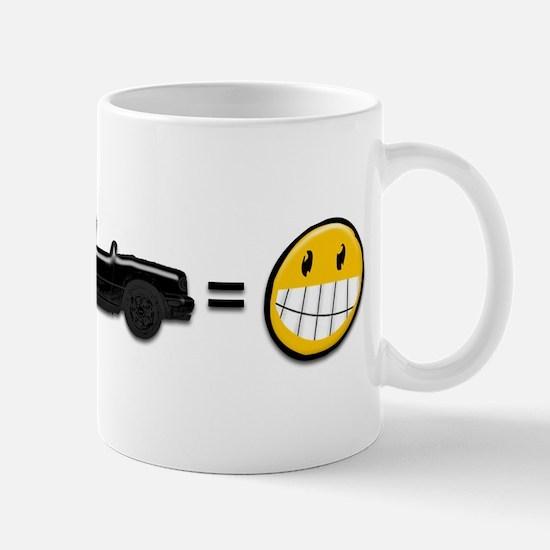 Curves + MX-5 = Fun Mug