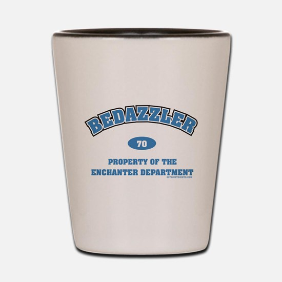 Bedazzler Enchanter Shot Glass