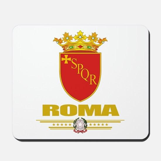 Roma COA Mousepad