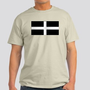 Cornish flag Ash Grey T-Shirt