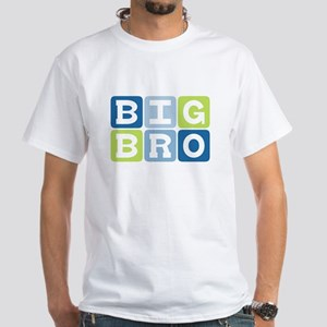 Big Bro White T-Shirt