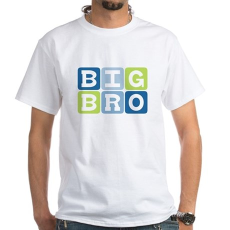 Big Bro White T-Shirt