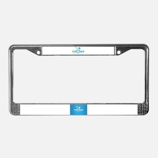 Fun Stuff License Plate Frame